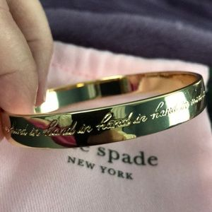 Kate spade hand in hand strength in numbers